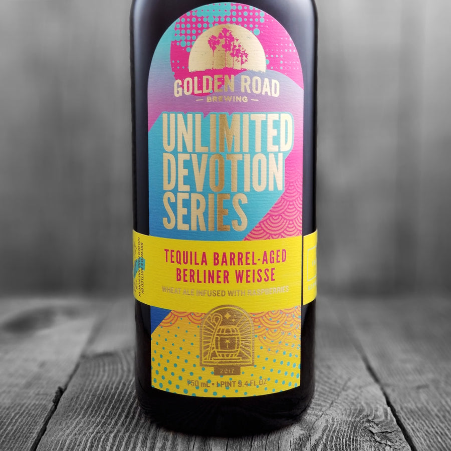 Golden Road Tequila Barrel-Aged Berliner Weisse