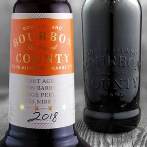 Goose Island Bourbon County Midnight Orange Stout (Limit 1)
