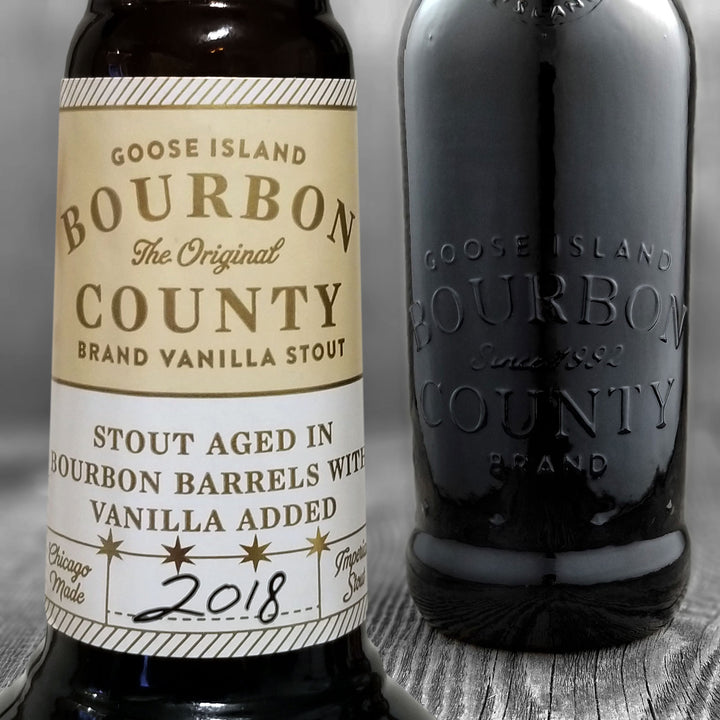 Goose Island Bourbon County 2018 Vanilla Stout (Limit 1)