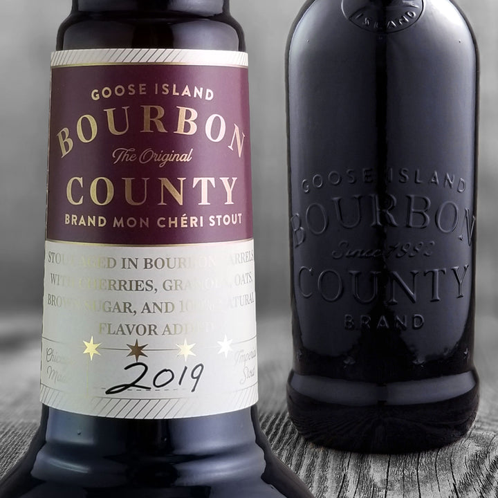 Goose Island Bourbon County Mon Chéri Stout 2019 - Limit 2