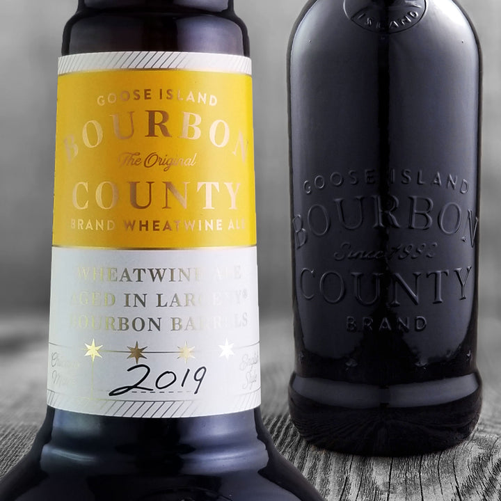 Goose Island Bourbon County Wheatwine Ale 2019 - Limit 1