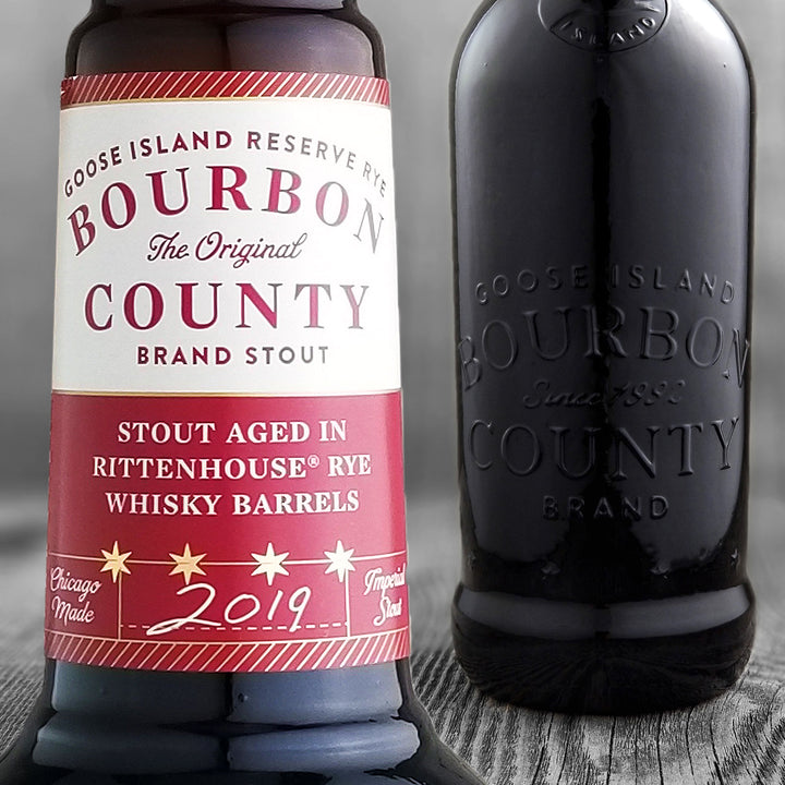 Goose Island Reserve Rye Bourbon County Stout - Limit 1
