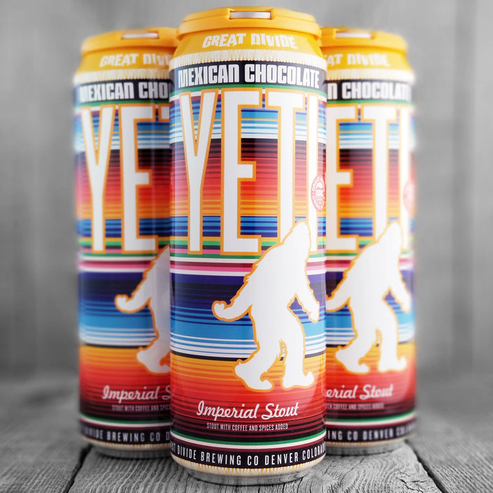 Great Divide Mexican Chocolate Yeti