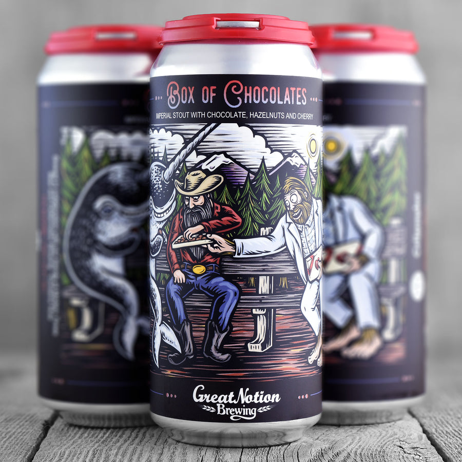 Great Notion / Cellar Maker / Modern Times - Box Of Chocolates - Limit 1