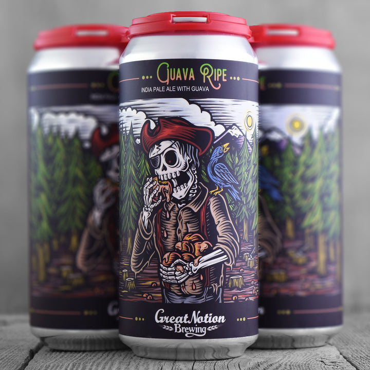 Great Notion Guava Ripe - Limit 1