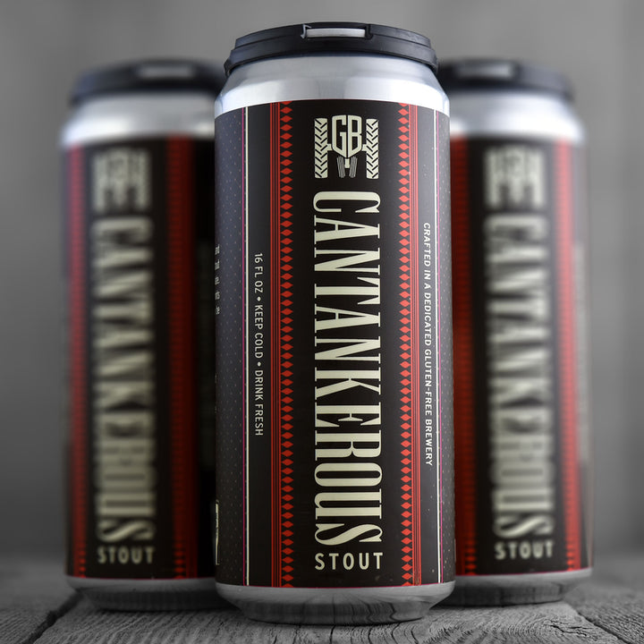 Ground Breaker Cantankerous Stout