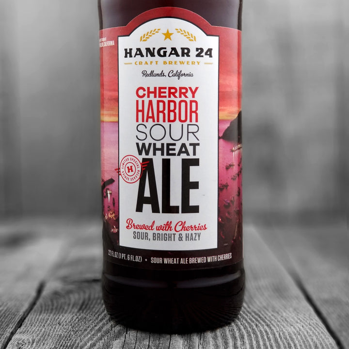Hangar 24 Cherry Harbor Sour Wheat Ale