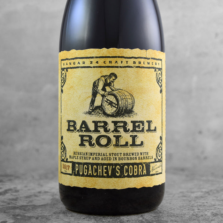 Hangar 24 Barrel Roll Pugachev's Cobra 2017