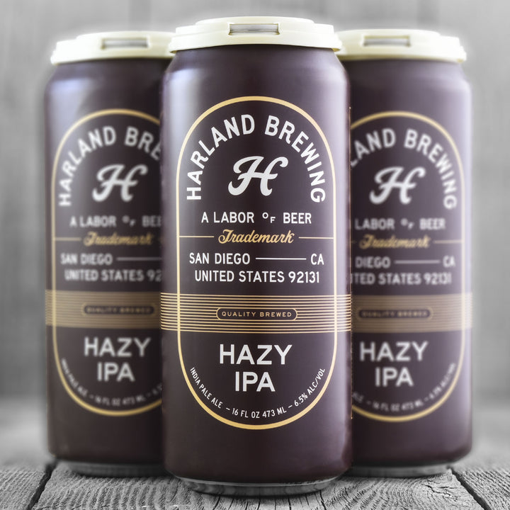 Harland Brewing Co. Hazy IPA
