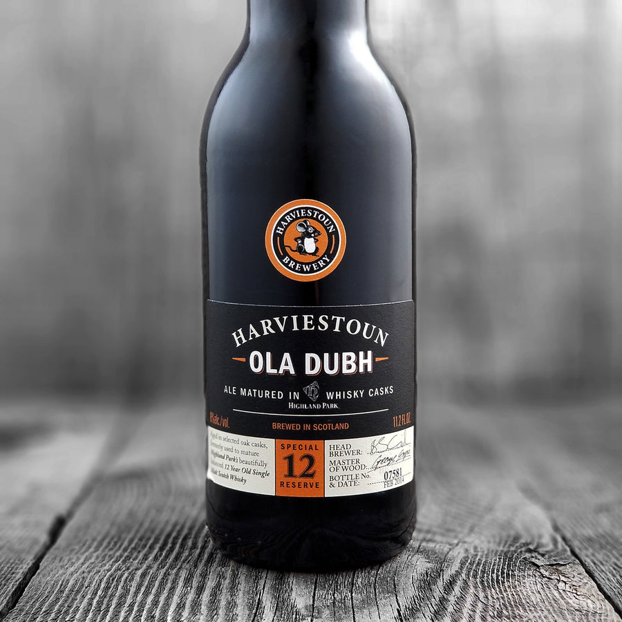 Ola Dubh Special 12 Reserve