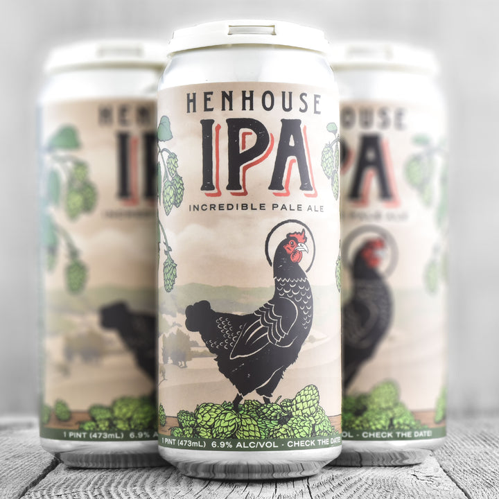 HenHouse IPA Incredible Pale Ale
