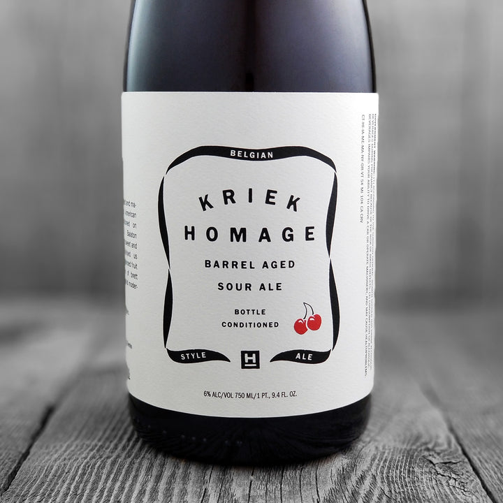Homage / Craft Beer Kings Kriek Homage