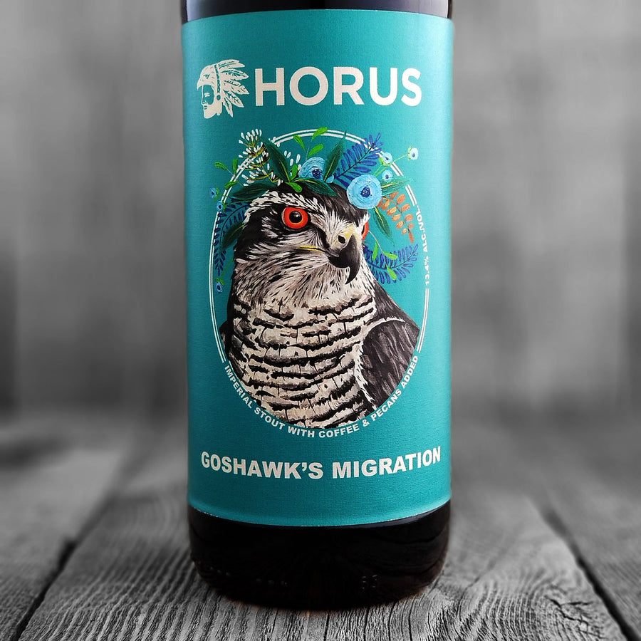 Horus Goshawk's Migration - Limit 1