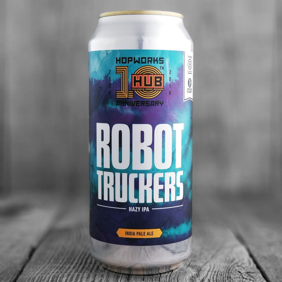 HUB 10th Anniversary Robot Truckers