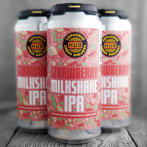 HUB Strawberry Milkshake IPA