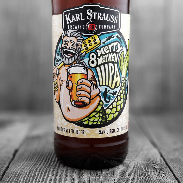 Karl Strauss 8 Merry Mermen IIIPA