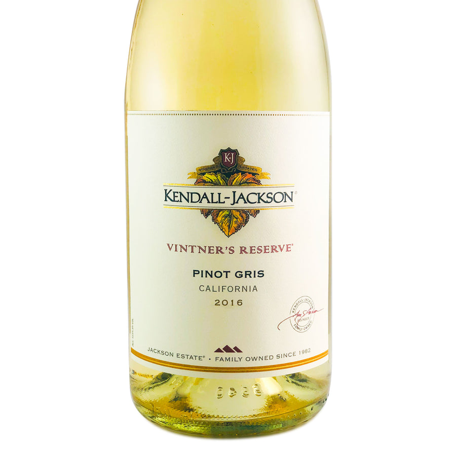 Kendall-Jackson Vintner's Reserve Pinot Gris 2014