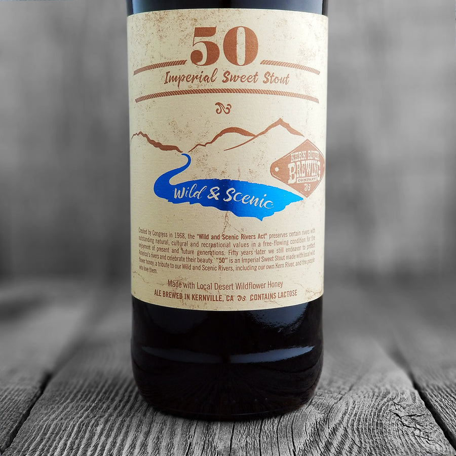 Kern River 50 Imperial Sweet Stout