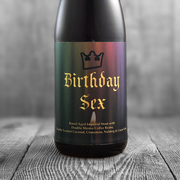 Kings Brewing Birthday Sex