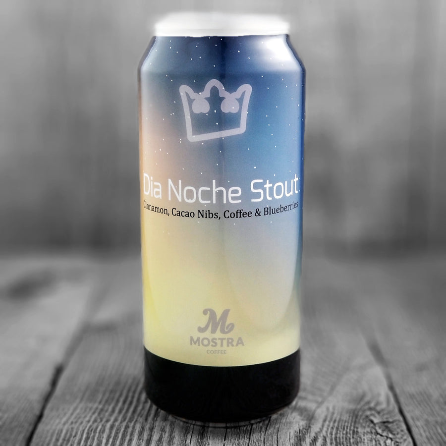 Kings Brewing Dia Noche Stout