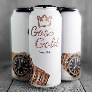 Kings Brewing Gose Gold
