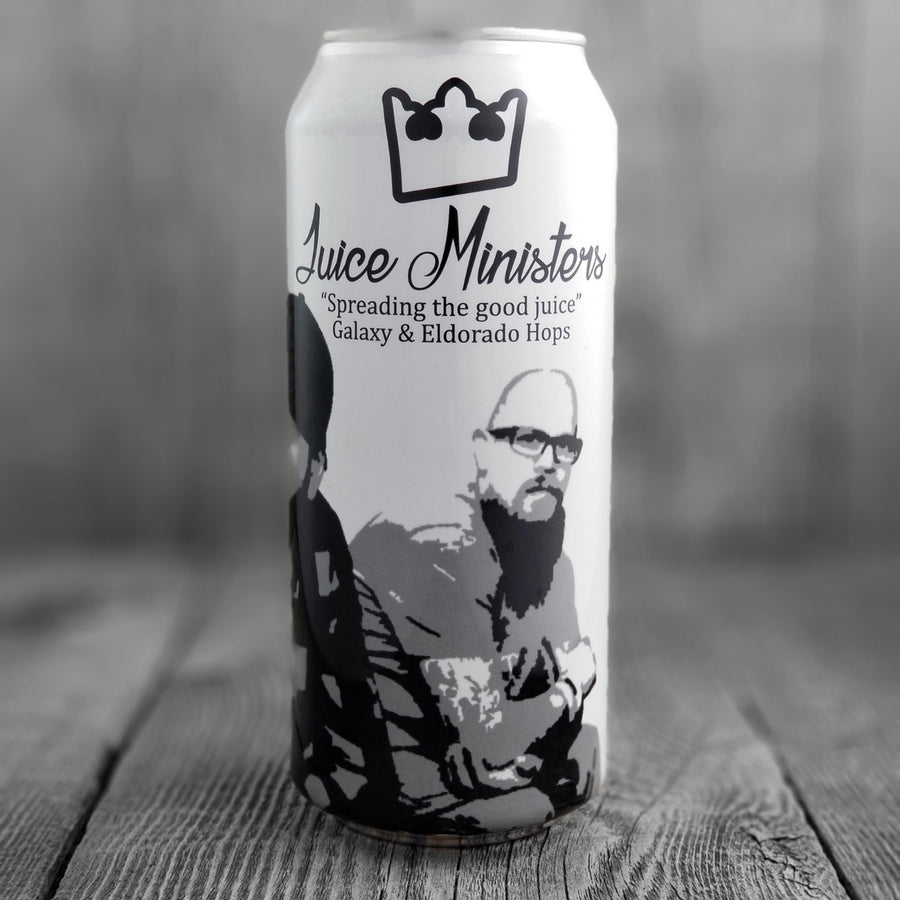 Kings Brewing Juice Ministers