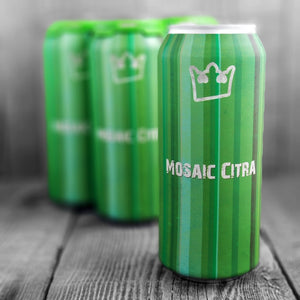 Kings Brewing Mosaic Citra