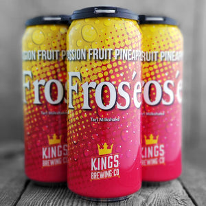 Kings Fros'e - Passion Fruit Pineapple