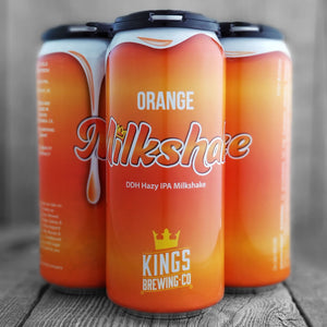 Kings Orange Milkshake