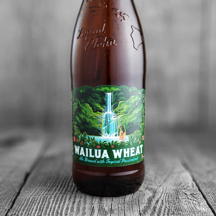 Kona Brewing Wailua Wheat