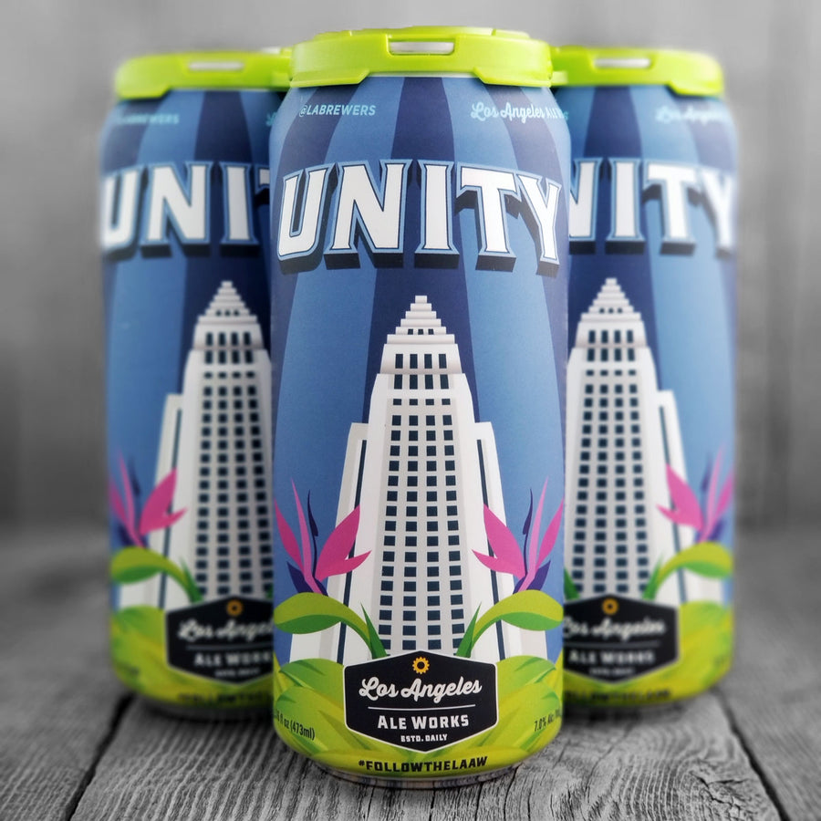 LA Ale Works UNITY - Juicy IPA
