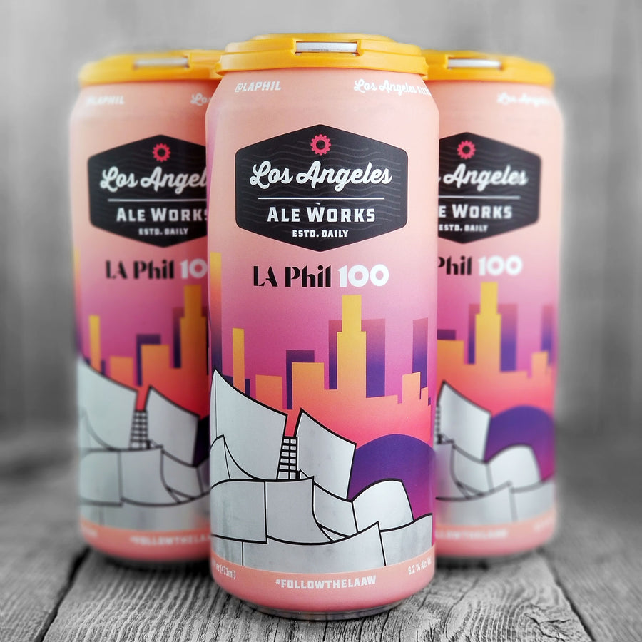 LA Ale Works LA Phil 100