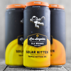 Los Angeles Ale Works Solar Kitten
