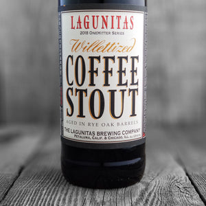Lagunitas Willettized Coffee Stout 2018
