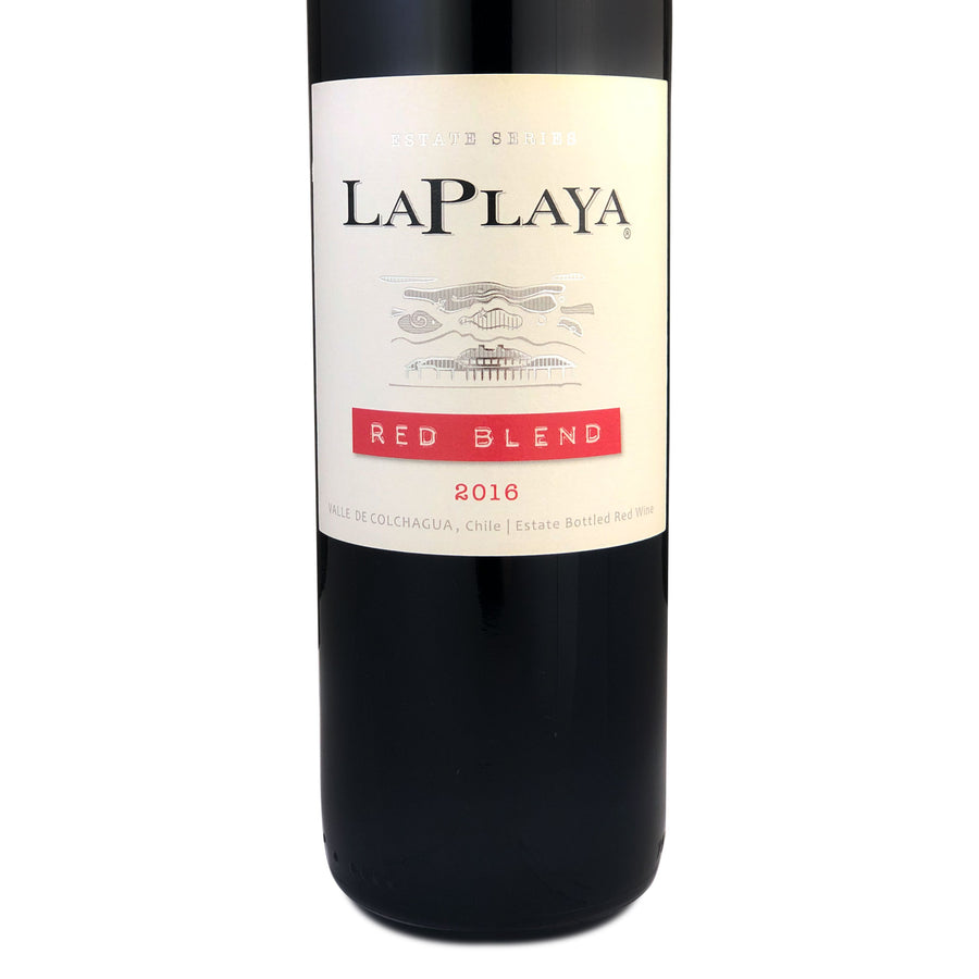 La Playa Estate Red Blend 2016