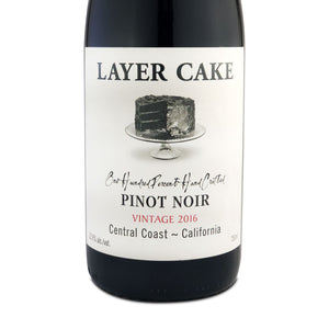 Layer Cake Pinot Noir 2016