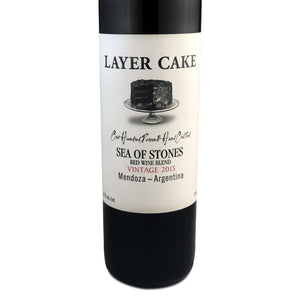 Layer Cake Sea of Stones Red Blend 2015