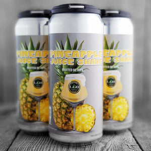 LCB Pineapple Juice Shake