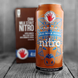 Left Hand Chai Milk Stout Nitro