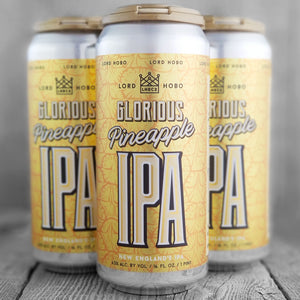 Lord Hobo Pineapple Glorious IPA