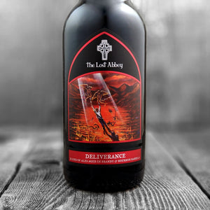 Deliverance Ale (Aged in Bourbon & Brandy Barrels)