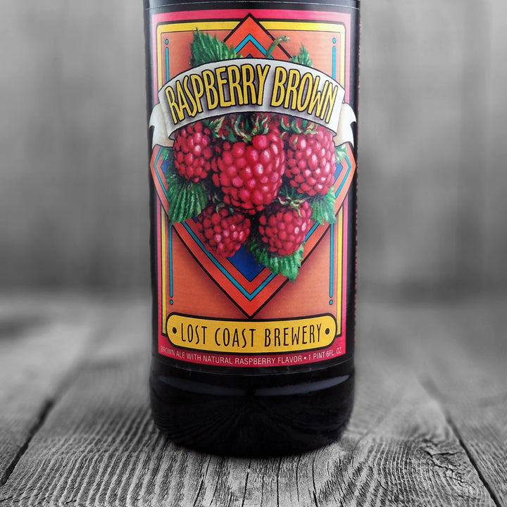 Lost Coast Raspberry Brown