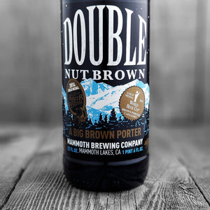 Mammoth Brewing Double Nut Brown (Gold Medal Winner)