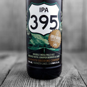 Mammoth Brewing 395 (Gold Medal Winner)