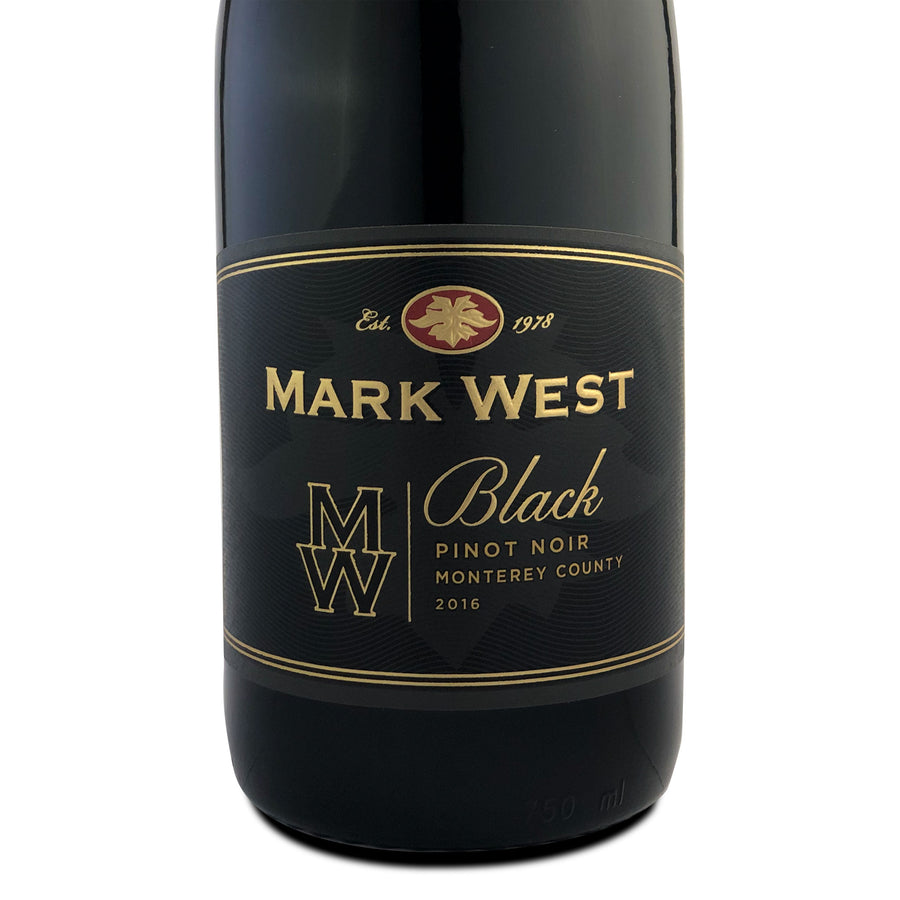 Mark West Black Label Monterey County Pinot Noir 2016