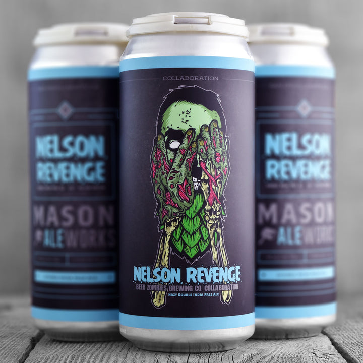 Mason Ale Works / Beer Zombies - Nelson Revenge