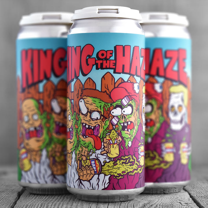 Mason Ale Works King Of The Haze