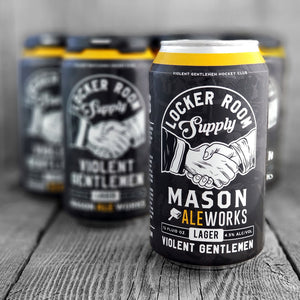 Mason / Violent Gentlemen Locker Room Supply Lager
