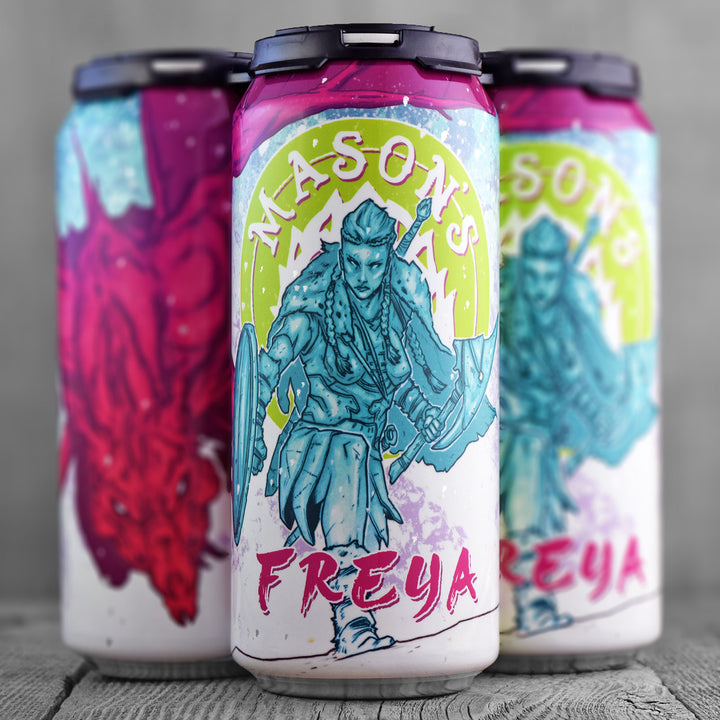 Mason's Brewing Freya