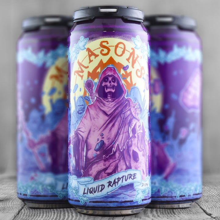 Mason's Brewing Liquid Rapture